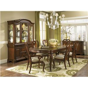 Legacy Classic Evolution Formal Dining Room Group