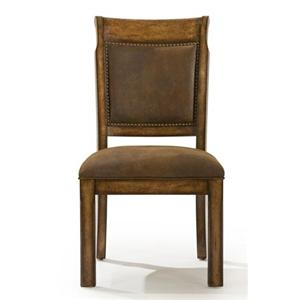 Legacy Classic Larkspur Upholstered Back Side Chair
