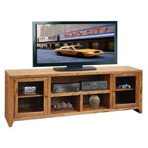 "Legends Furniture City Loft 76"" TV Console"