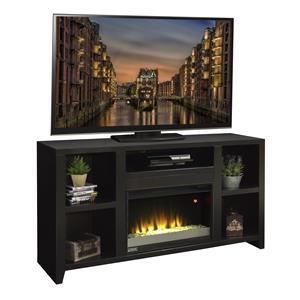 "Legends Furniture Urban Loft 63"" Fireplace TV Console"