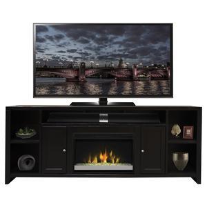 Legends Furniture Urban Loft Fireplace Console
