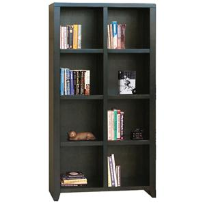 Legends Furniture Urban Loft 8 Cubicle Bookcase