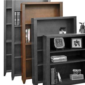 """Legends Furniture Urban Loft 60"""" Bookcase"""