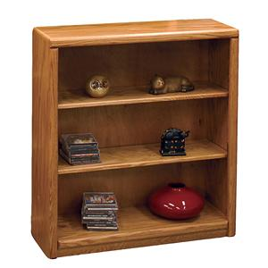 Legends Furniture Contemporary - Value Groups Bookcase With 2 adj. Shelves