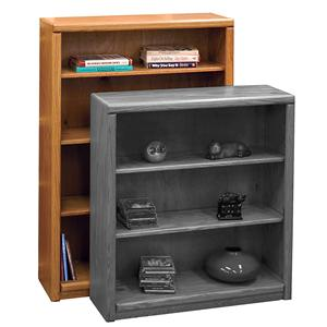 Legends Furniture Contemporary - Value Groups Bookcase With 3 adj. Shelves
