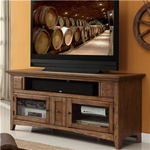 "Legends Furniture Vineyard 62"" Media Console"