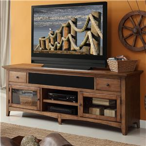 "Legends Furniture Vineyard 76"" Media Console"