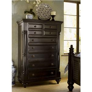 Tommy Bahama Home Kingstown Stony Point Chest