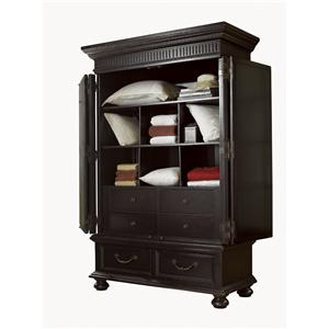 Tommy Bahama Home Kingstown Trafalgar Armoire