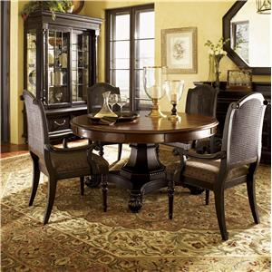 Tommy Bahama Home Kingstown Bonaire Dining Set