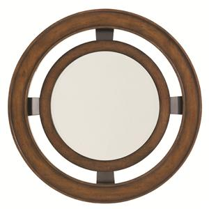 Lexington 11 South Radius Mirror