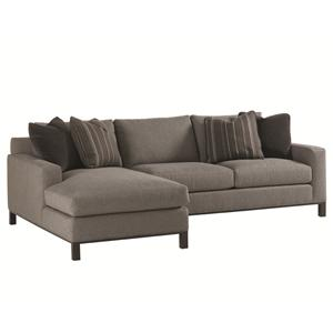 Lexington 11 South Upholstered Chronicle Sectional