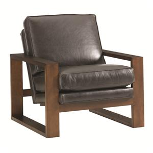 Lexington 11 South Axis Leather Chair