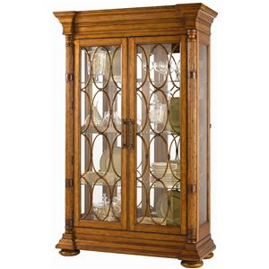 Tommy Bahama Home Island Estate Mariana Display Cabinet