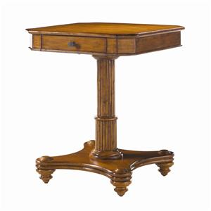 Tommy Bahama Home Island Estate Cinnamon Cove Lamp Table