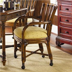 Tommy Bahama Home Island Estate <b>Quick Ship</b> Samba Game Chair