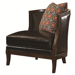 Lexington Lexington Leather Garland Right Arm Facing Chair