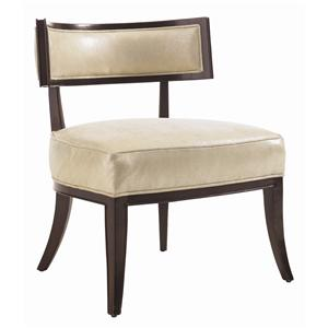 Lexington St. Tropez Byblos Armless Chair