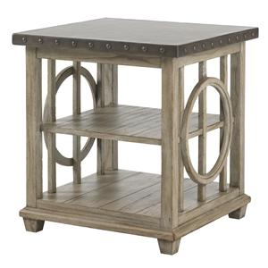 Lexington Twilight Bay Wyatt Lamp Table