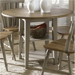 Liberty Furniture Al Fresco Drop-Leaf Dining Table