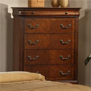 Liberty Furniture Alexandria 5 Drawer Chest