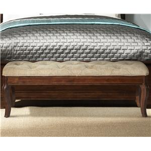 Liberty Furniture Alexandria Bed Bench