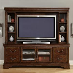 Liberty Furniture Alexandria Entertainment Center