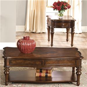 Liberty Furniture Andalusia 3-Piece Occasional Table Set