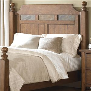 Liberty Furniture Hearthstone Queen Poster Headboard