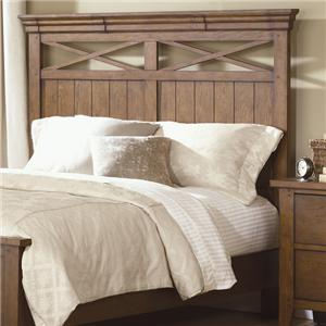 Liberty Furniture Hearthstone Queen Panel Headboard
