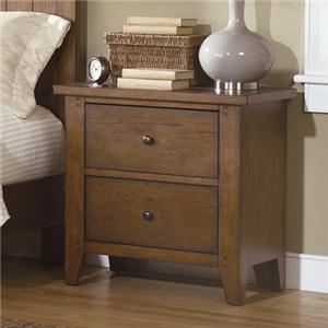 Liberty Furniture Hearthstone Nightstand