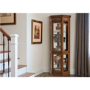 Liberty Furniture Hearthstone 5 Side Curio