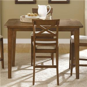 Liberty Furniture Hearthstone Gathering Table