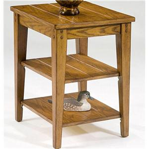 Liberty Furniture Lake House Tiered Table
