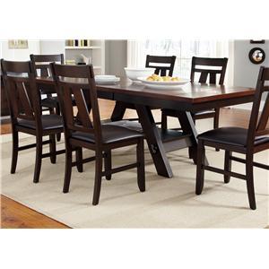 Liberty Furniture Lawson Rectangular Dining Table