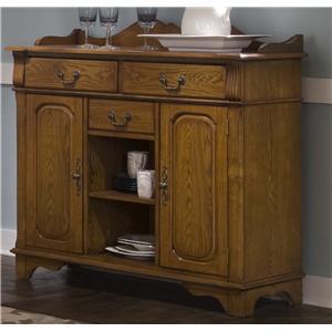 Liberty Furniture Nostalgia  Server