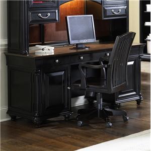 Liberty Furniture St. Ives Jr Executive Credenza Desk