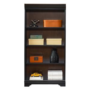 Liberty Furniture St. Ives 60-Inch Executive Open Bookcase