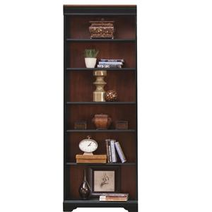 "Liberty Furniture St. Ives Jr Executive 84"" Bookcase"