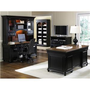 Liberty Furniture St. Ives Jr Executive Office Set