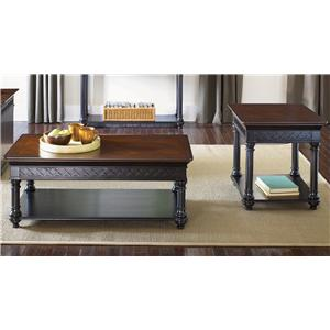 Liberty Furniture St. Ives 3 Piece Occasional Table Set