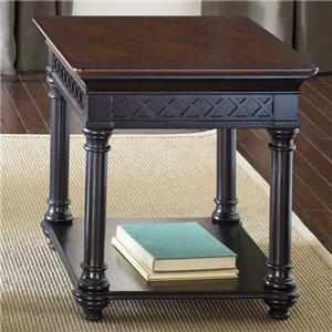 Liberty Furniture St. Ives Rectangular End Table