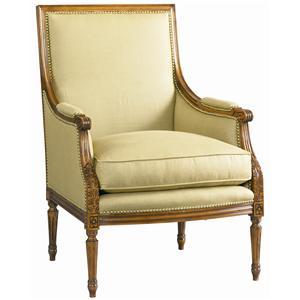 Lillian August Custom Upholstery Exeter Chair