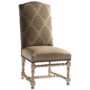 Lillian August Custom Upholstery Gatewick Side Chair