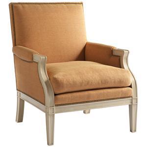 Lillian August Custom Upholstery Whitney Chair