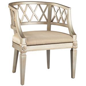 Lillian August Custom Upholstery Brunell Chair