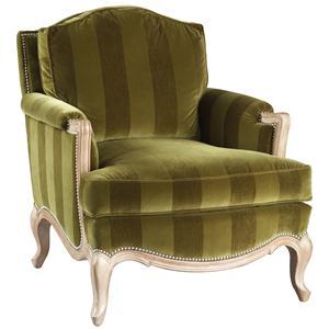 Lillian August Custom Upholstery Sophia Chair