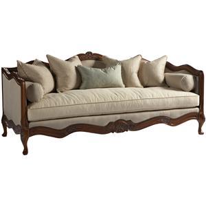 Lillian August Custom Upholstery Veronique Sofa