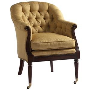 Lillian August Custom Upholstery Broxton Chair