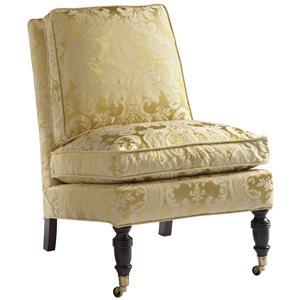 Lillian August Custom Upholstery Lewiston Chair
